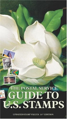 Postal Service Guide to U. S. Stamps  31st 2004 9780060528263 Front Cover