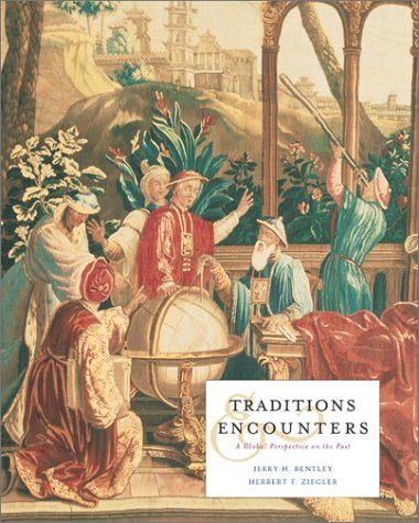 Traditions and Encounters with PowerWeb  2nd 2003 9780072510263 Front Cover
