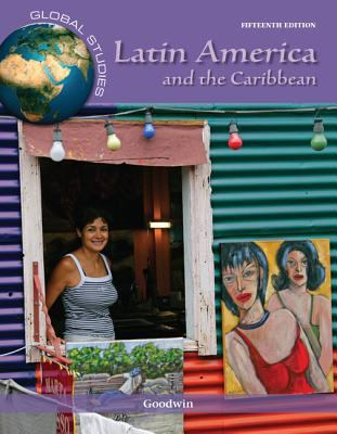 Global Studies: Latin America and the Caribbean  15th 2013 edition cover