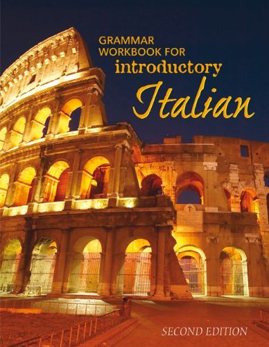 Grammar Workbook for Introductory Italian  2nd 2010 9780078039263 Front Cover