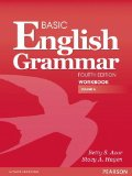 Basic English Grammar:   2014 9780132942263 Front Cover