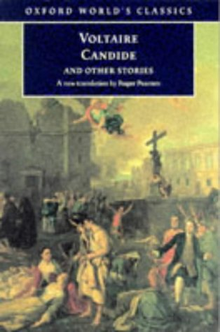 Candide and Other Stories   1990 edition cover