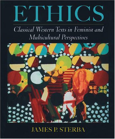 Ethics Classical Western Texts in Feminist and Multicultural Perspectives  2000 edition cover