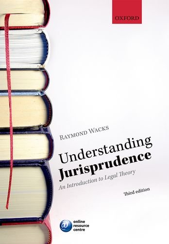 Understanding Jurisprudence An Introduction to Legal Theory 3rd 2012 edition cover