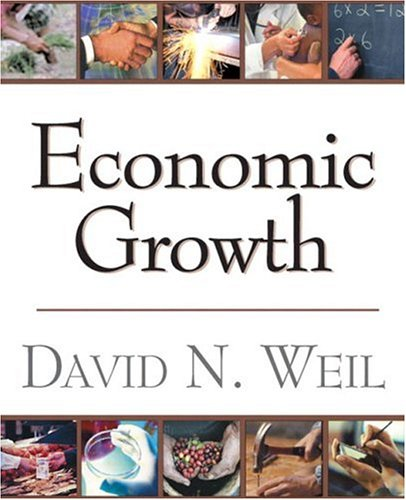 Economic Growth   2005 edition cover