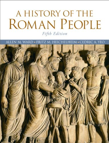 History of the Roman People  5th 2010 edition cover