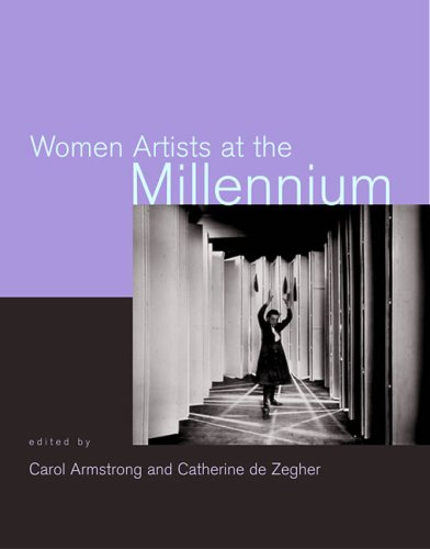 Women Artists at the Millennium   2006 9780262012263 Front Cover