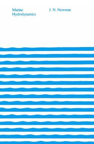 Marine Hydrodynamics   1977 edition cover