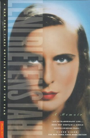 Leni Riefenstahl A Memoir N/A edition cover