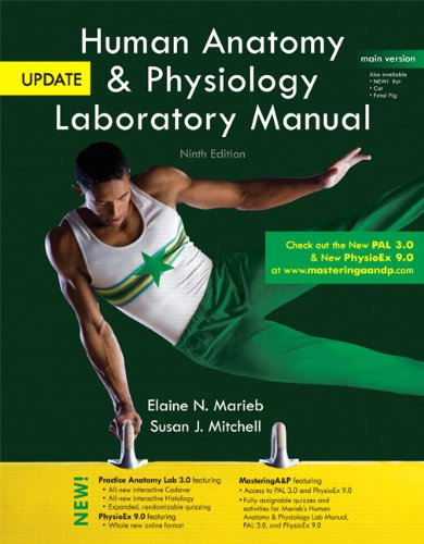Human Anatomy and Physiology  9th 2012 (Revised) 9780321735263 Front Cover