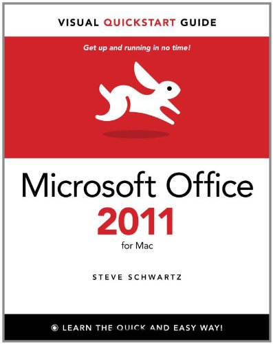 Microsoft Office 2011 for Mac   2011 (Revised) edition cover