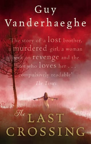 The Last Crossing N/A edition cover