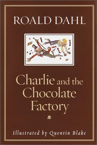 Charlie and the Chocolate Factory   2001 (Movie Tie-In) edition cover