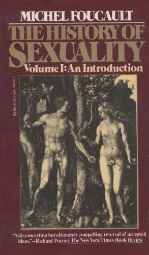 History of Sexuality N/A 9780394740263 Front Cover