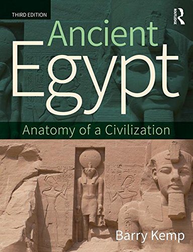 Cover art for Ancient Egypt: Anatomy of a Civilization, 3rd Edition