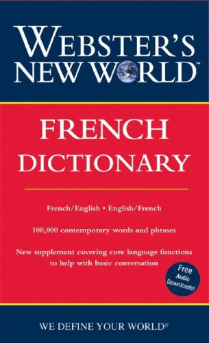 French Dictionary  2nd 2008 edition cover