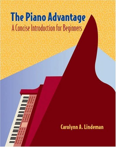 Piano Advantage A Concise Introduction for Beginners  2006 edition cover