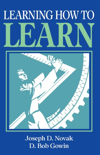 Learning How to Learn   1984 edition cover