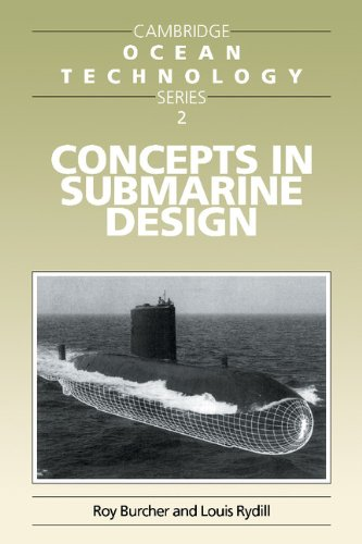 Concepts in Submarine Design   1995 9780521559263 Front Cover