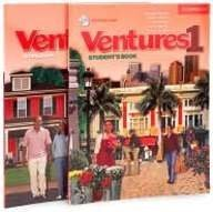 Ventures 1 Student's Book/Workbook Pack  N/A 9780521715263 Front Cover
