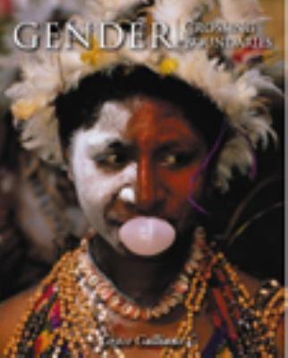 Gender Crossing Boundaries  2003 9780534391263 Front Cover