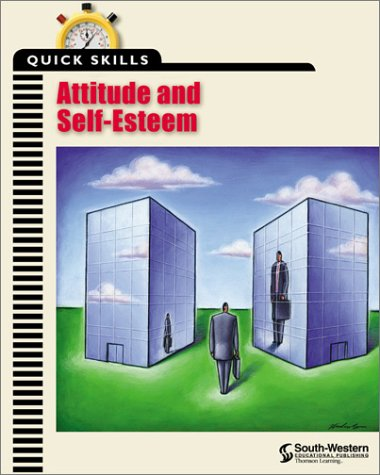 Quick Skills Attitude and Self-Esteem  2000 9780538690263 Front Cover