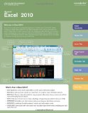 Microsoft Office Excel 2010   2011 9780538744263 Front Cover
