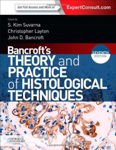 Bancroft's Theory and Practice of Histological Techniques  7th 2013 edition cover