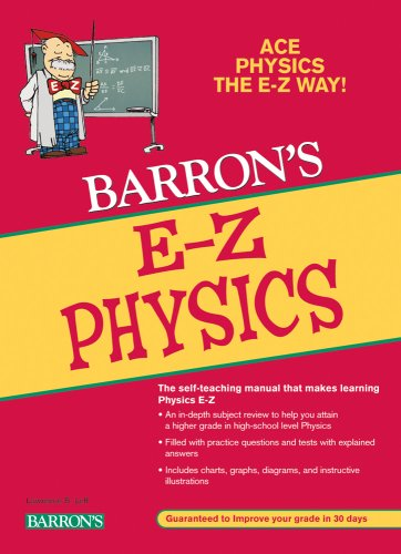 E-Z Physics  4th 2009 (Revised) edition cover