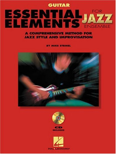 Essential Elements for Jazz Ensemble : Guitar 1st edition cover