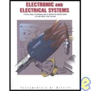 Electronic and Electrical Systems : Fos2008nc 8th 2005 (Student Manual, Study Guide, etc.) edition cover