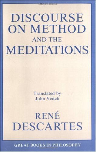 Discourse on Method and Meditations   1989 (Unabridged) 9780879755263 Front Cover