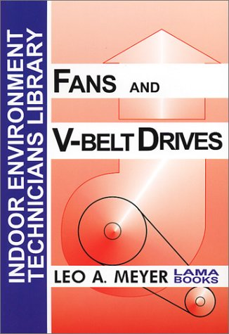 Fans and V-Belt Drives 1st edition cover