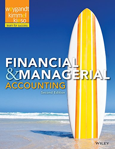 Financial and Managerial Accounting  2nd 2015 edition cover