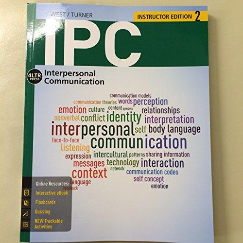 IPC >INSTR.ED<                          N/A 9781305080263 Front Cover