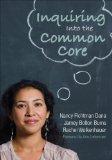 Inquiring into the Common Core   2013 edition cover