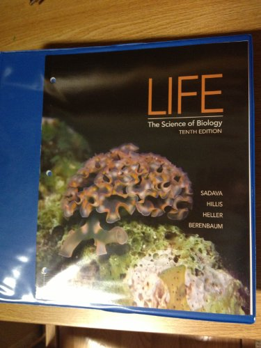Life The Science of Biology 10th 2013 9781464141263 Front Cover