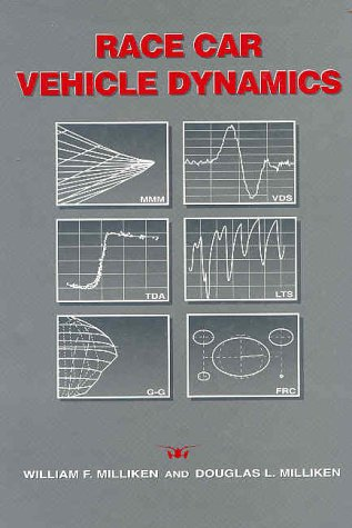 Race Car Vehicle Dynamics   1995 edition cover
