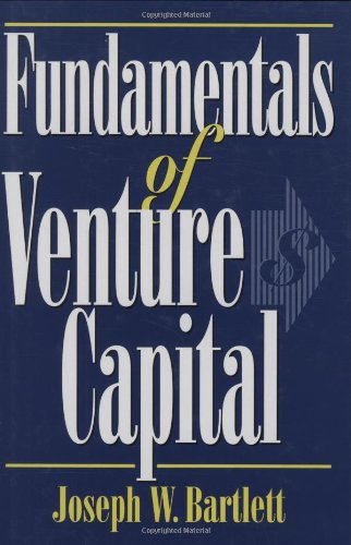 Fundamentals of Venture Capital  N/A edition cover