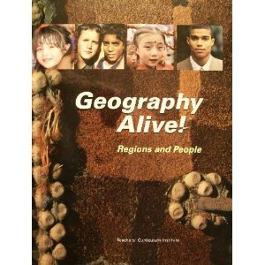 Geography Alive: Regions And People 1st edition cover
