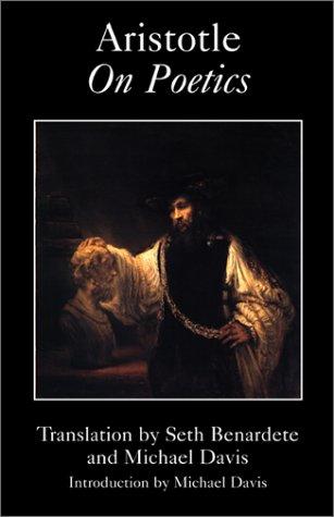 Aristotle on Poetics   2002 edition cover