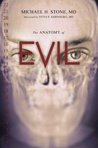Anatomy of Evil   2009 edition cover