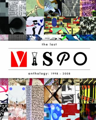 Last Vispo Anthology Visual Poetry, 1998-2008  2012 edition cover