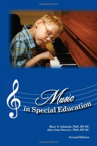 Music in Special Education, 2nd Edition  N/A edition cover