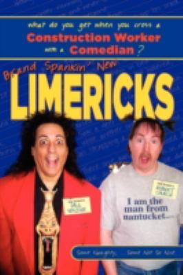 Brand Spankin' New Limericks:   2008 edition cover