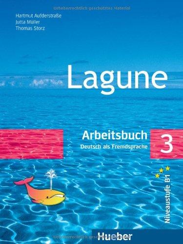 LAGUNE ARBEITSBUCH 3 N/A edition cover