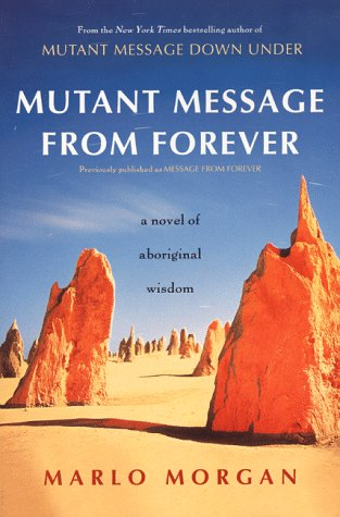 Mutant Message from Forever  N/A edition cover