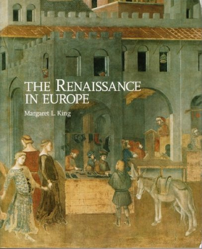Renaissance in Europe  2005 edition cover