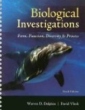Biological Investigations:   2014 edition cover