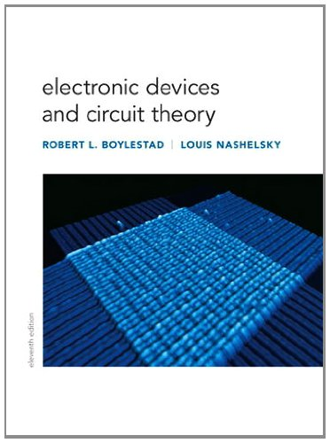 Electronic Devices and Circuit Theory  11th 2013 (Revised) edition cover